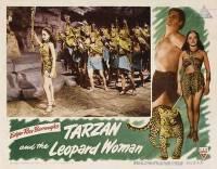 Tarzan et la femme l�opard : image 289005