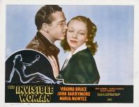 La Femme invisible : image 414222