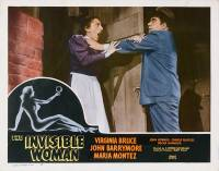 La Femme invisible : image 414225
