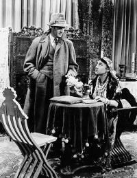 Sherlock Holmes et la femme aux araign�es : image 203062